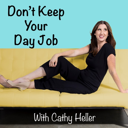 Cover image of Don't Keep Your Day Job