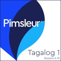 Pimsleur - Pimsleur Tagalog Level 1 Lessons  6-10 artwork