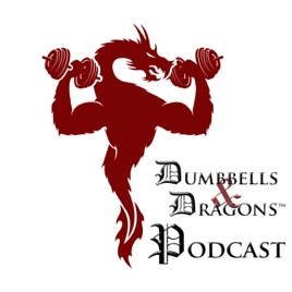Dumbbells & Dragons: Ep 097 - Disney Races, What the hell is