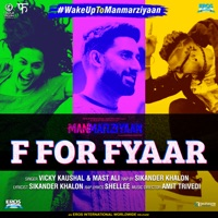MANMARZIYAAN - F For Fyaar Chords and Lyrics