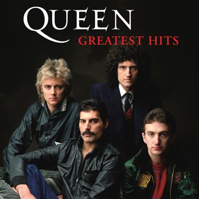 Queen - Greatest Hits Lyrics