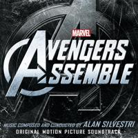 Alan Silvestri - The Avengers artwork