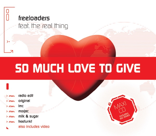 Freeloaders - So Much Love