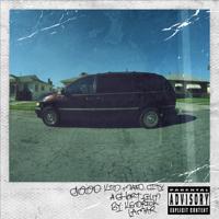 Kendrick Lamar - good kid, m.A.A.d city (Deluxe) artwork