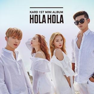 KARD 1st Mini Album 'Hola Hola' – EP – KARD
