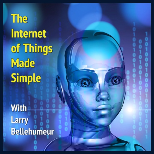 Cover image of The Internet of Things Made Simple