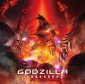アニメーション映画「GODZILLA 決戦機動増殖都市」THE SKY FALLS アニメ盤 - EP