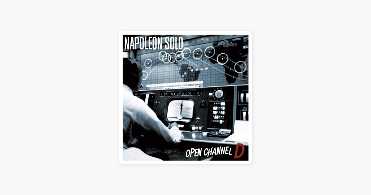Open Channel D by Napoleón Solo