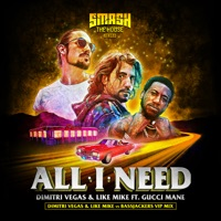 All I Need (feat. Gucci Mane) [DVLM X Bassjackers VIP MIX] - Single Mp3 Download
