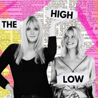 Podcast cover art for The High Low