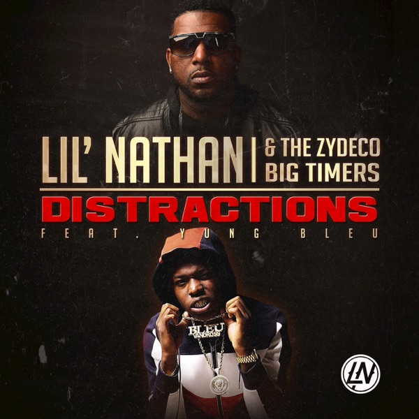 Distractions (feat. Yung Bleu) - Single