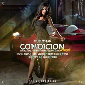Condición Remix (feat. Jowell & Randy, J-King Y Maximan, Franco El Gorila, Yomo, Endo, Wiso G, Amarion & Kris R.) - Single Mp3 Download