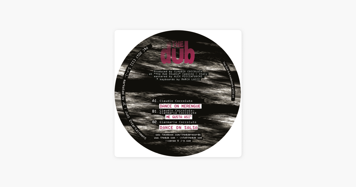 The Dub 112 - Single by Claudio Coccoluto & Gianmaria Coccoluto