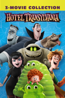 Sony Pictures Entertainment - Hotel Transylvania 3-Movie Collection artwork