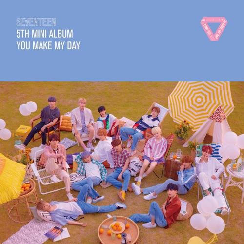 SEVENTEEN – 5TH MINI ALBUM 'YOU MAKE MY DAY'