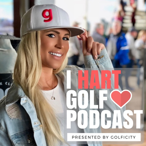Cover image of I Hart Golf Podcast Presented by Golficity