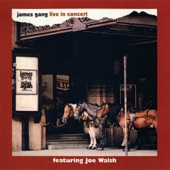 James Gang - Walk Away (Live) [feat. Joe Walsh]