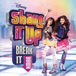 Bella Thorne, Zendaya & Cast of Shake It Up: Break It Down - Watch Me