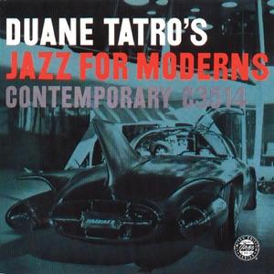 Jazz for Moderns (Reissue)