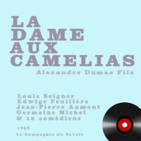 Alexandre Dumas - La dame aux camélias artwork