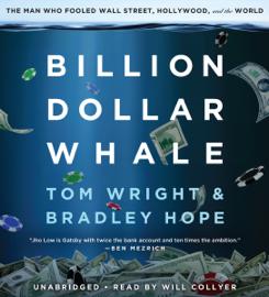 Billion Dollar Whale (Unabridged) audiobook