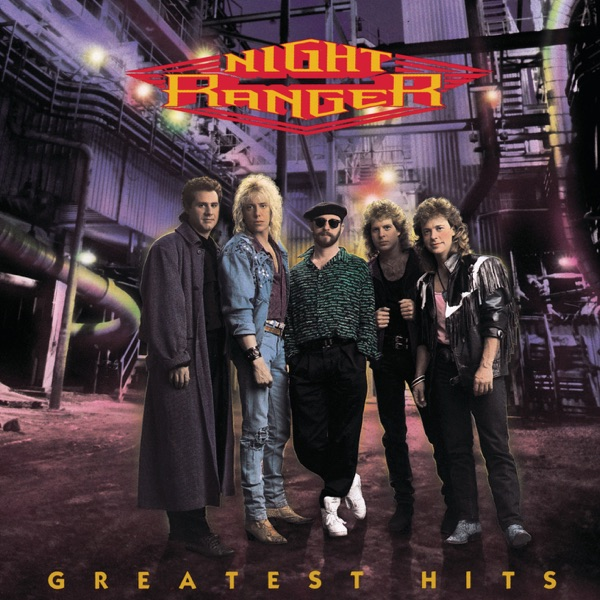 Night Ranger mit When You Close Your Eyes
