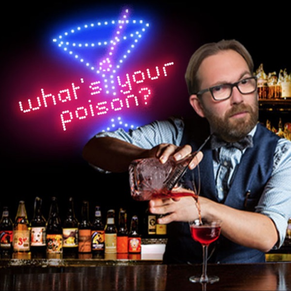 Whats Your Poison - with Jon Savage