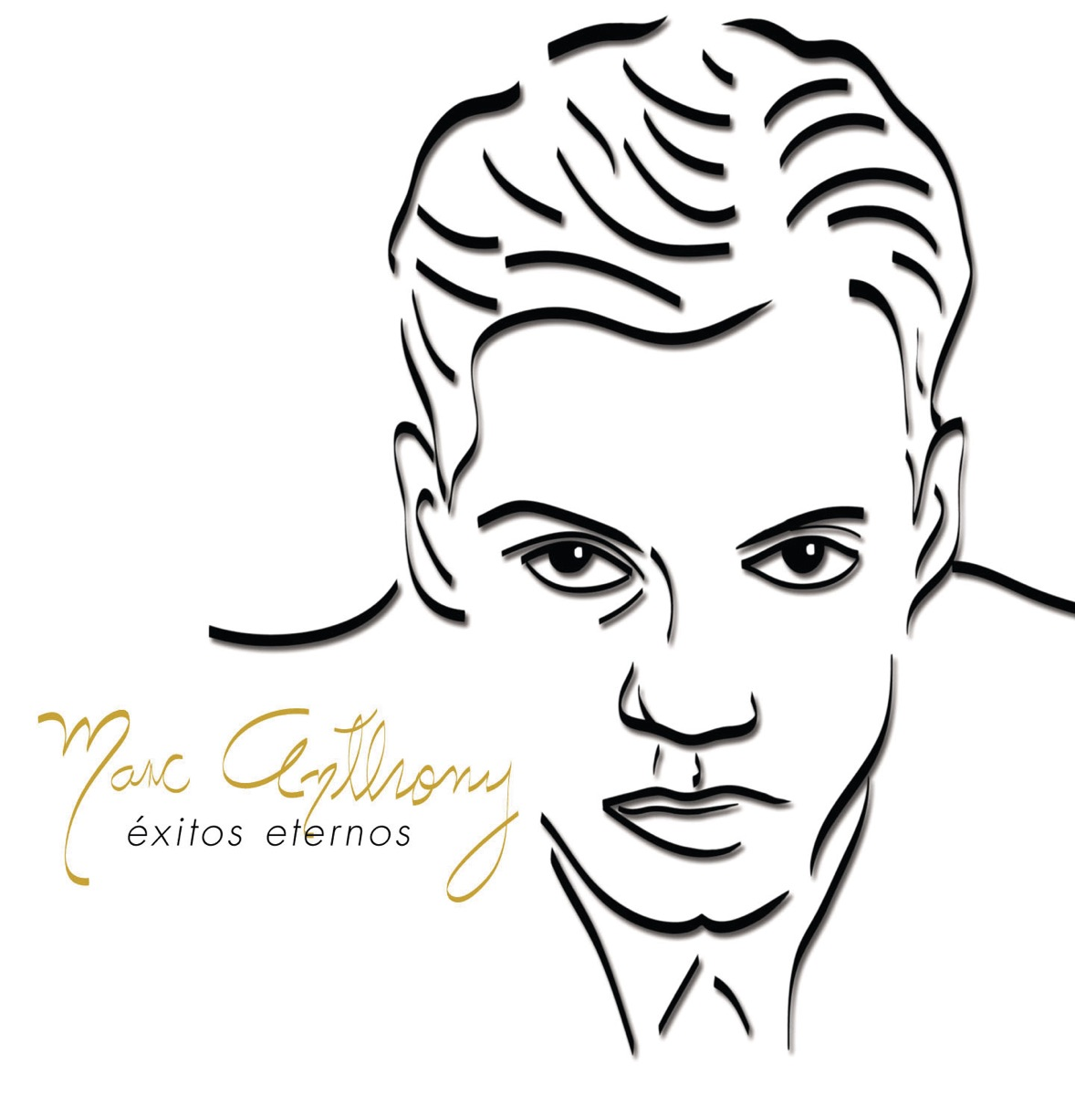 Éxitos Eternos Marc Anthony Marc Anthony CD cover