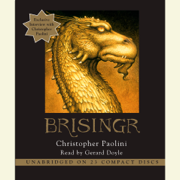 Brisingr: Inheritance, Book III (Unabridged)