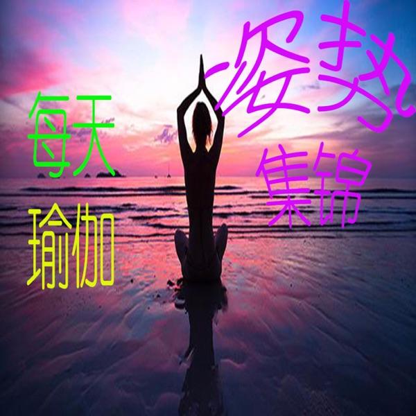 每天瑜伽-姿势集锦