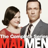 Mad Men, Seasons 1-7 (iTunes)