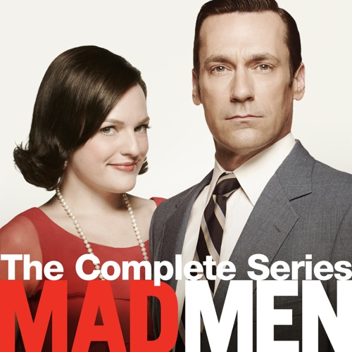 Mad Men, The Complete Series movie poster