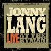 Jonny Lang - Live At the Ryman  artwork