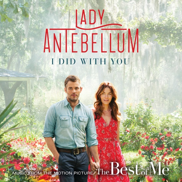 "I Did With You (From ""The Best of Me"" ) - Single"