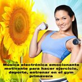 Música Electrónica Emocionante Motivante Para Hacer Ejercicio, Deporte, Entrenar en El Gym Primavera & DJ Mix