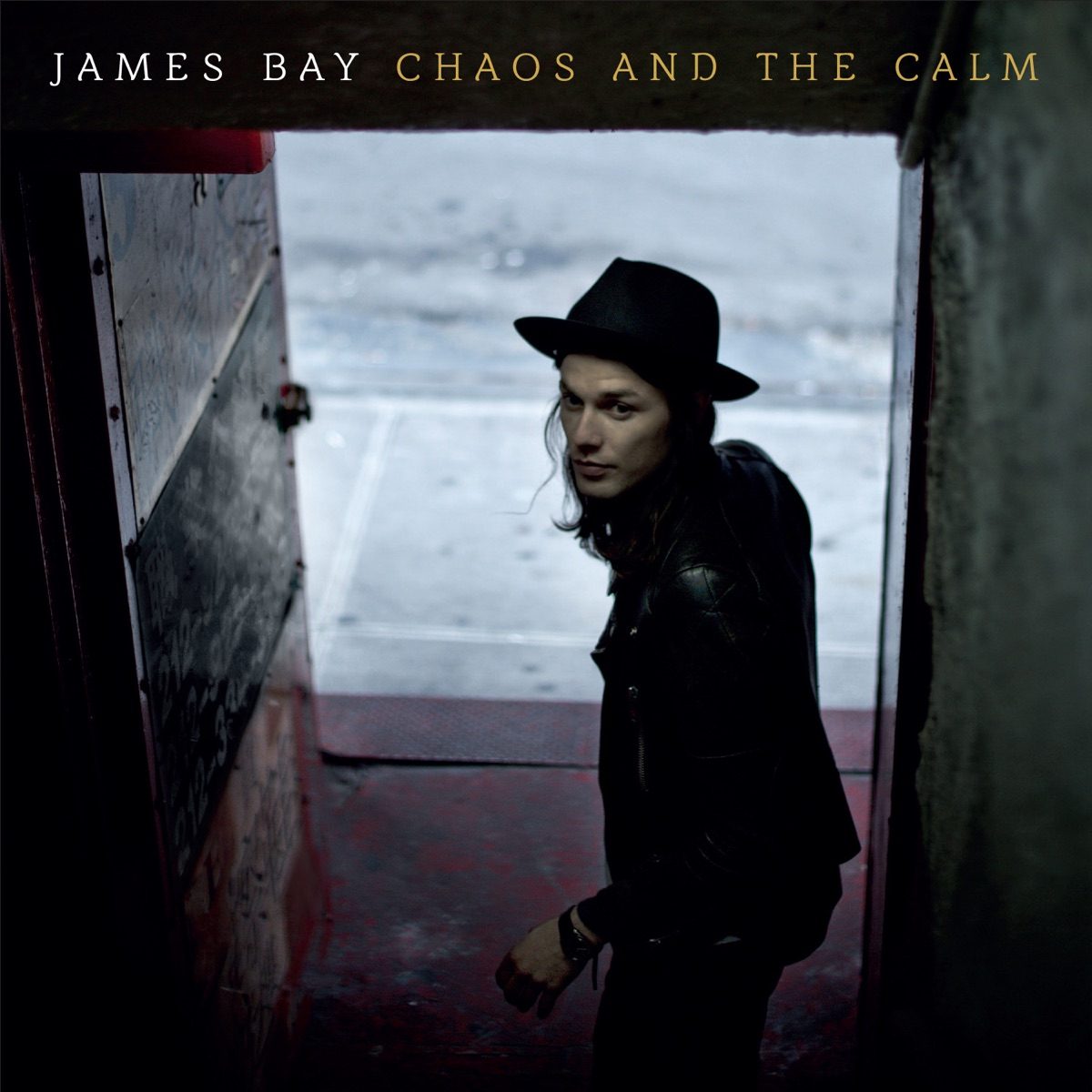 Chaos and the Calm James Bay CD cover