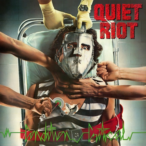 Art for Mama Weer All Crazee Now by QUIET RIOT