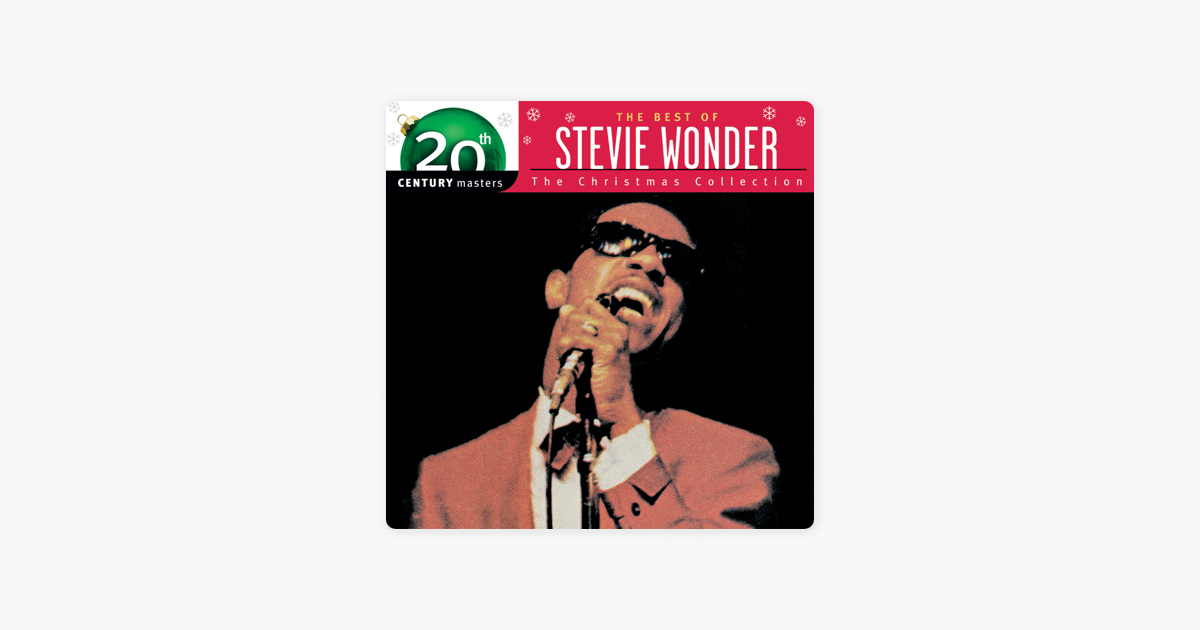 Stevie Wonder Christmas.The Christmas Collection The Best Of Stevie Wonder By Stevie Wonder