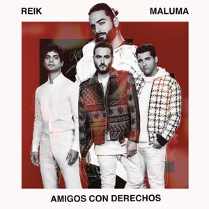 descargar bajar mp3 Amigos Con Derechos Reik & Maluma