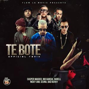 descargar bajar mp3 Te Boté (feat. Darell, Ozuna & Nicky Jam) [Remix] Nio Garcia, Casper Magico & Bad Bunny