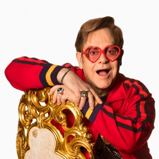 Elton John on Apple Music