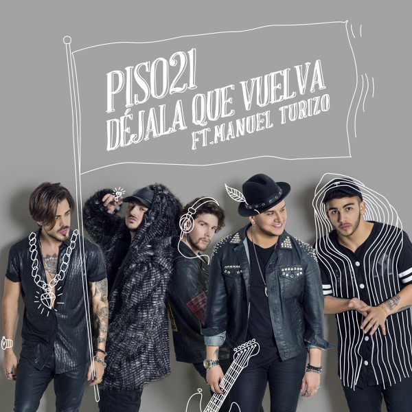 Déjala Que Vuelva (feat. Manuel Turizo) - Single