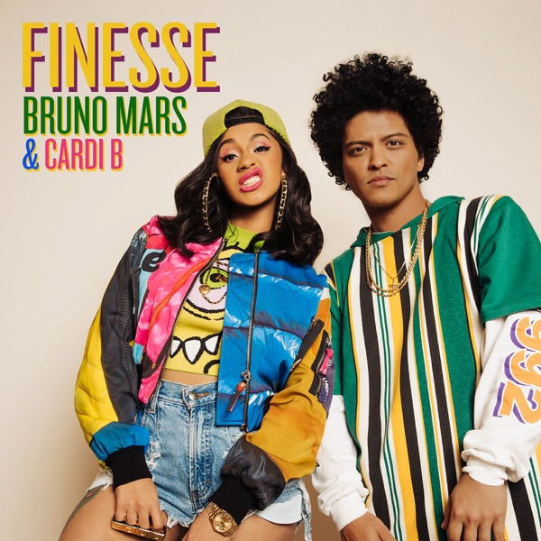 Bruno Mars - Finesse (feat. Cardi B) [Remix]