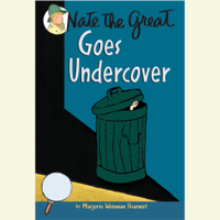 Nate the Great Goes Undercover (Unabridged)