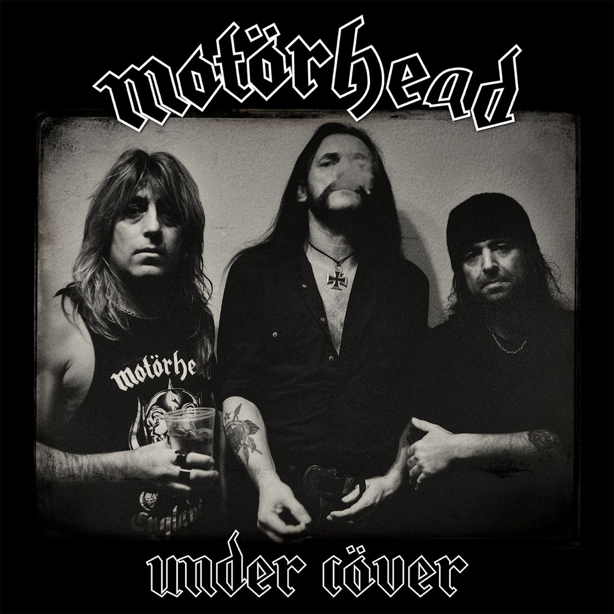 Under Cöver Motörhead CD cover