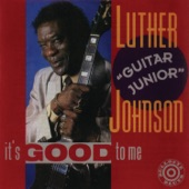 "Luther ""Guitar Junior"" Johnson - Raise Your Window"