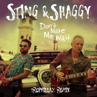 Don't Make Me Wait (Tropkillaz Remix) - Sting & Shaggy song