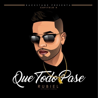 Que Todo Pase - Single MP3 Download