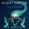 J.K. Rowling - Harry Potter and the Goblet of Fire  artwork