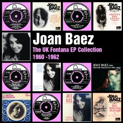The UK Fontana EP Collection 1960-62 - Joan Baez